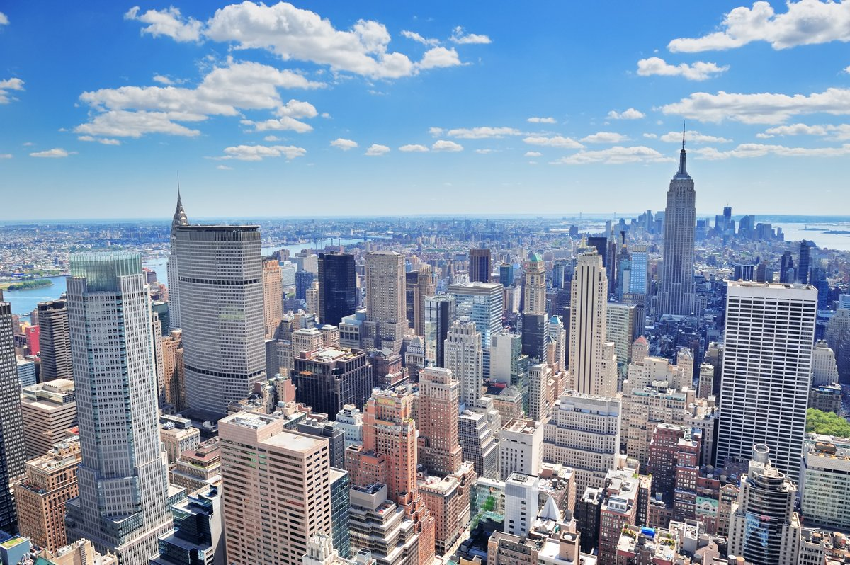 Постер Нью-Йорк Нью-Йорк Манхэттен панорамаНью-Йорк<br>Постер на холсте или бумаге. Любого нужного вам размера. В раме или без. Подвес в комплекте. Трехслойная надежная упаковка. Доставим в любую точку России. Вам осталось только повесить картину на стену!<br>