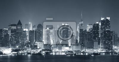 Постер Нью-Йорк