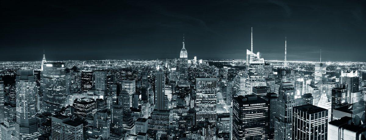 Постер Нью-Йорк Нью-Йорк Манхэттен ночьюНью-Йорк<br>Постер на холсте или бумаге. Любого нужного вам размера. В раме или без. Подвес в комплекте. Трехслойная надежная упаковка. Доставим в любую точку России. Вам осталось только повесить картину на стену!<br>