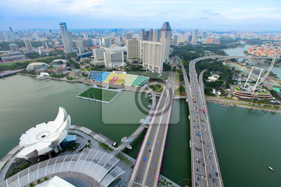 Постер Сингапур Горизонт СингапураСингапур<br>Постер на холсте или бумаге. Любого нужного вам размера. В раме или без. Подвес в комплекте. Трехслойная надежная упаковка. Доставим в любую точку России. Вам осталось только повесить картину на стену!<br>