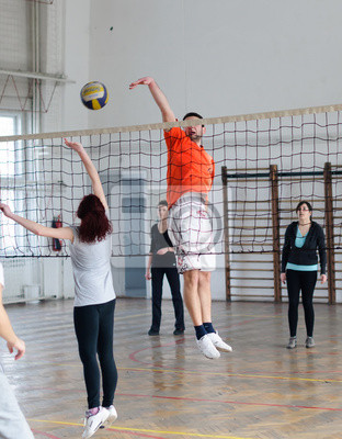 Постер Волейбол