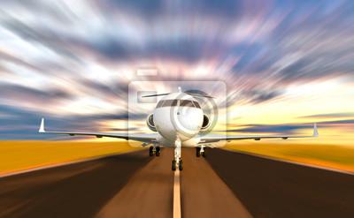 Постер Самолеты