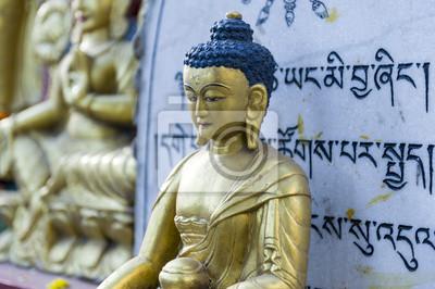 Постер Непал Будда памятник на Swayambhunath Храм.Непал<br>Постер на холсте или бумаге. Любого нужного вам размера. В раме или без. Подвес в комплекте. Трехслойная надежная упаковка. Доставим в любую точку России. Вам осталось только повесить картину на стену!<br>