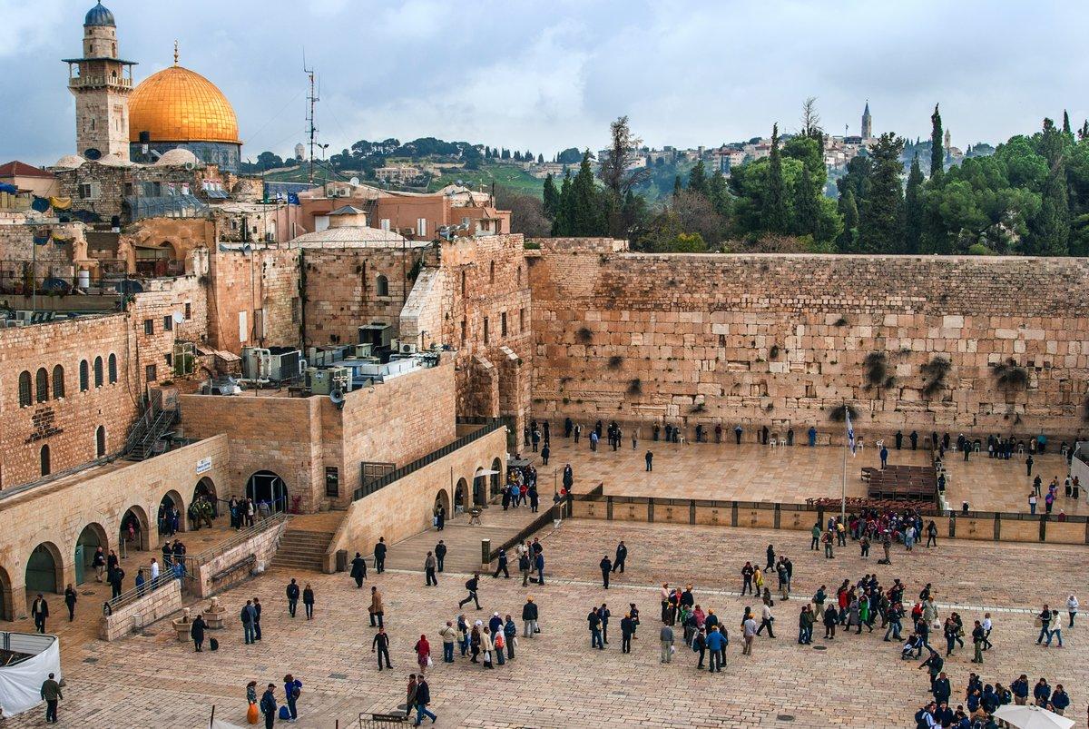 Постер Иерусалим Стена Плача,Храмовая Гора, ИерусалимИерусалим<br>Постер на холсте или бумаге. Любого нужного вам размера. В раме или без. Подвес в комплекте. Трехслойная надежная упаковка. Доставим в любую точку России. Вам осталось только повесить картину на стену!<br>