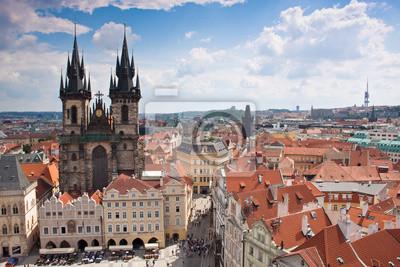 Постер Прага Prague cityПрага<br>Постер на холсте или бумаге. Любого нужного вам размера. В раме или без. Подвес в комплекте. Трехслойная надежная упаковка. Доставим в любую точку России. Вам осталось только повесить картину на стену!<br>
