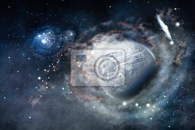 Постер Космос - разные постеры Пространство галактики, звезды и планетыКосмос - разные постеры<br>Постер на холсте или бумаге. Любого нужного вам размера. В раме или без. Подвес в комплекте. Трехслойная надежная упаковка. Доставим в любую точку России. Вам осталось только повесить картину на стену!<br>