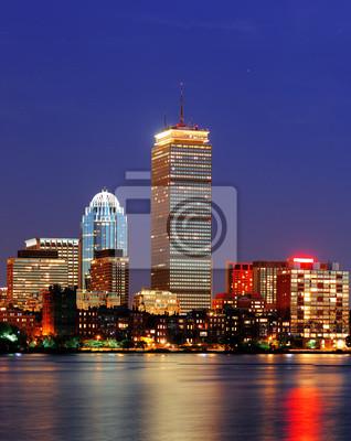 Постер Бостон Бостон-город на закатеБостон<br>Постер на холсте или бумаге. Любого нужного вам размера. В раме или без. Подвес в комплекте. Трехслойная надежная упаковка. Доставим в любую точку России. Вам осталось только повесить картину на стену!<br>