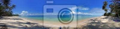Постер Таиланд Панорама на тропическом пляжеТаиланд<br>Постер на холсте или бумаге. Любого нужного вам размера. В раме или без. Подвес в комплекте. Трехслойная надежная упаковка. Доставим в любую точку России. Вам осталось только повесить картину на стену!<br>