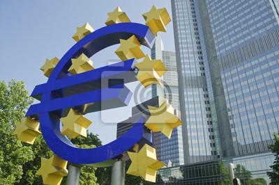 Постер Франкфурт Европейский центральный Банк во Франкфурте..Франкфурт<br>Постер на холсте или бумаге. Любого нужного вам размера. В раме или без. Подвес в комплекте. Трехслойная надежная упаковка. Доставим в любую точку России. Вам осталось только повесить картину на стену!<br>