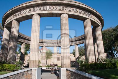 Постер Мехико Исторический центр Гвадалахаре (Мексика)Мехико<br>Постер на холсте или бумаге. Любого нужного вам размера. В раме или без. Подвес в комплекте. Трехслойная надежная упаковка. Доставим в любую точку России. Вам осталось только повесить картину на стену!<br>