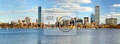 Постер Бостон Бостон Back Bay SkylineБостон<br>Постер на холсте или бумаге. Любого нужного вам размера. В раме или без. Подвес в комплекте. Трехслойная надежная упаковка. Доставим в любую точку России. Вам осталось только повесить картину на стену!<br>