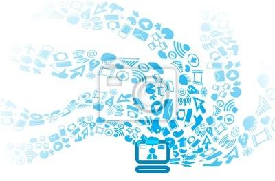 Постер Оформление офиса Постер 40684478, 30x20 см, на бумагеИнформационные технологии<br>Постер на холсте или бумаге. Любого нужного вам размера. В раме или без. Подвес в комплекте. Трехслойная надежная упаковка. Доставим в любую точку России. Вам осталось только повесить картину на стену!<br>