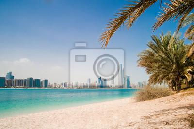 Побережье мексиканского залива в Дубае, 30x20 см, на бумагеДубай<br>Постер на холсте или бумаге. Любого нужного вам размера. В раме или без. Подвес в комплекте. Трехслойная надежная упаковка. Доставим в любую точку России. Вам осталось только повесить картину на стену!<br>