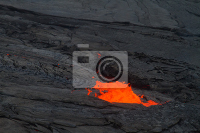 Постер Вулканы Извержение вулкана - ГавайиВулканы<br>Постер на холсте или бумаге. Любого нужного вам размера. В раме или без. Подвес в комплекте. Трехслойная надежная упаковка. Доставим в любую точку России. Вам осталось только повесить картину на стену!<br>