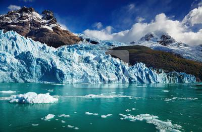 Постер Аргентина Spegazzini Ледник, АргентинаАргентина<br>Постер на холсте или бумаге. Любого нужного вам размера. В раме или без. Подвес в комплекте. Трехслойная надежная упаковка. Доставим в любую точку России. Вам осталось только повесить картину на стену!<br>