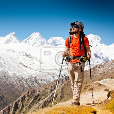 Постер Альпинизм