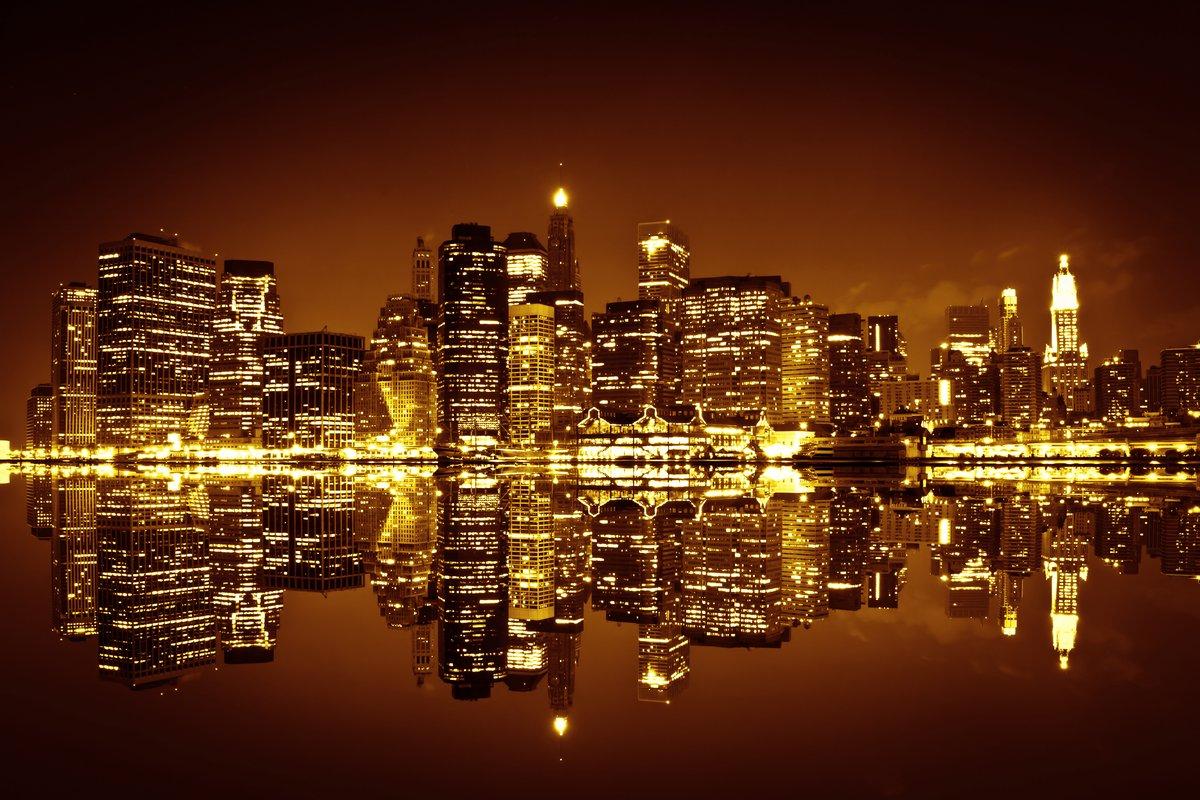 Постер США Downtown Manhattan, Нью-ЙоркСША<br>Постер на холсте или бумаге. Любого нужного вам размера. В раме или без. Подвес в комплекте. Трехслойная надежная упаковка. Доставим в любую точку России. Вам осталось только повесить картину на стену!<br>