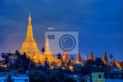 Постер Мьянма (Бирма) ЯнгонМьянма (Бирма)<br>Постер на холсте или бумаге. Любого нужного вам размера. В раме или без. Подвес в комплекте. Трехслойная надежная упаковка. Доставим в любую точку России. Вам осталось только повесить картину на стену!<br>