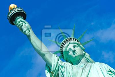 Постер Нью-Йорк Статуя Свободы. Нью-Йорк, США.Нью-Йорк<br>Постер на холсте или бумаге. Любого нужного вам размера. В раме или без. Подвес в комплекте. Трехслойная надежная упаковка. Доставим в любую точку России. Вам осталось только повесить картину на стену!<br>
