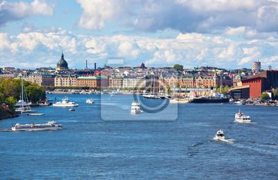 Постер Стокгольм Стокгольм городСтокгольм<br>Постер на холсте или бумаге. Любого нужного вам размера. В раме или без. Подвес в комплекте. Трехслойная надежная упаковка. Доставим в любую точку России. Вам осталось только повесить картину на стену!<br>