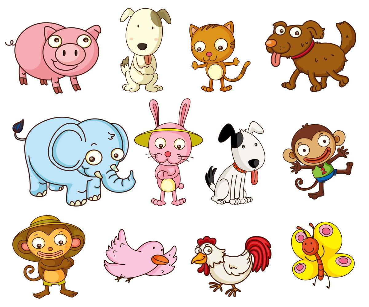 Постер Разные детские постеры Мультфильм животныхРазные детские постеры<br>Постер на холсте или бумаге. Любого нужного вам размера. В раме или без. Подвес в комплекте. Трехслойная надежная упаковка. Доставим в любую точку России. Вам осталось только повесить картину на стену!<br>