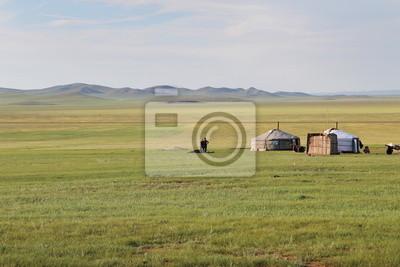 Постер Монголия Монголия деревняМонголия<br>Постер на холсте или бумаге. Любого нужного вам размера. В раме или без. Подвес в комплекте. Трехслойная надежная упаковка. Доставим в любую точку России. Вам осталось только повесить картину на стену!<br>