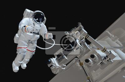 Постер Космос - разные постеры КосмонавтКосмос - разные постеры<br>Постер на холсте или бумаге. Любого нужного вам размера. В раме или без. Подвес в комплекте. Трехслойная надежная упаковка. Доставим в любую точку России. Вам осталось только повесить картину на стену!<br>