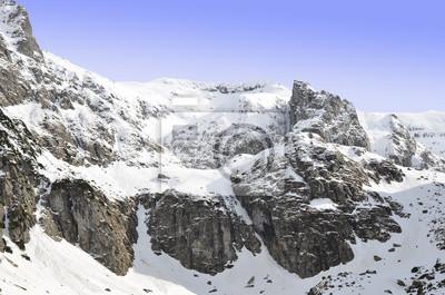 Malaiesti из долины в Горы зимой, когда снег, 30x20 см, на бумагеРумыния<br>Постер на холсте или бумаге. Любого нужного вам размера. В раме или без. Подвес в комплекте. Трехслойная надежная упаковка. Доставим в любую точку России. Вам осталось только повесить картину на стену!<br>