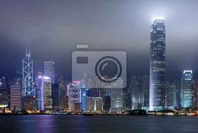 Постер Гонконг Гонконг из Витории bayГонконг<br>Постер на холсте или бумаге. Любого нужного вам размера. В раме или без. Подвес в комплекте. Трехслойная надежная упаковка. Доставим в любую точку России. Вам осталось только повесить картину на стену!<br>