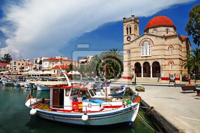 Постер Греция Aegina island - Саронические острова, ГрецияГреция<br>Постер на холсте или бумаге. Любого нужного вам размера. В раме или без. Подвес в комплекте. Трехслойная надежная упаковка. Доставим в любую точку России. Вам осталось только повесить картину на стену!<br>