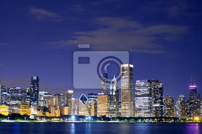 Постер Города и карты Чикаго, 30x20 см, на бумагеЧикаго<br>Постер на холсте или бумаге. Любого нужного вам размера. В раме или без. Подвес в комплекте. Трехслойная надежная упаковка. Доставим в любую точку России. Вам осталось только повесить картину на стену!<br>