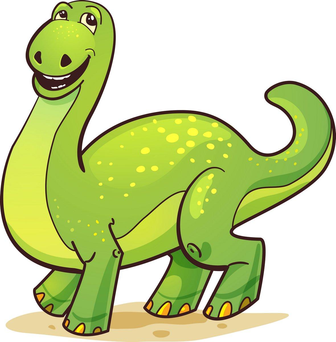 Постер Разные детские постеры Веселый динозаврРазные детские постеры<br>Постер на холсте или бумаге. Любого нужного вам размера. В раме или без. Подвес в комплекте. Трехслойная надежная упаковка. Доставим в любую точку России. Вам осталось только повесить картину на стену!<br>