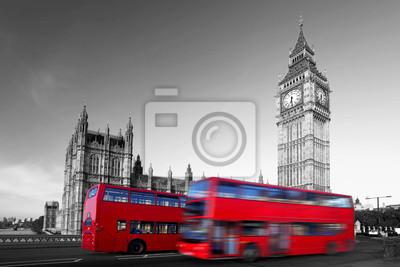 Постер Англия Биг-Бен с красными городских автобусов в Лондоне, ВеликобританияАнглия<br>Постер на холсте или бумаге. Любого нужного вам размера. В раме или без. Подвес в комплекте. Трехслойная надежная упаковка. Доставим в любую точку России. Вам осталось только повесить картину на стену!<br>