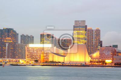 Постер Гонконг Гонконг гавани на закате моментГонконг<br>Постер на холсте или бумаге. Любого нужного вам размера. В раме или без. Подвес в комплекте. Трехслойная надежная упаковка. Доставим в любую точку России. Вам осталось только повесить картину на стену!<br>