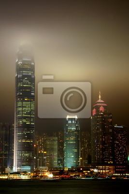 Постер Гонконг Порт Виктория, ГонконгГонконг<br>Постер на холсте или бумаге. Любого нужного вам размера. В раме или без. Подвес в комплекте. Трехслойная надежная упаковка. Доставим в любую точку России. Вам осталось только повесить картину на стену!<br>