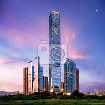 Постер Архитектура Amacing городской Гонконг на закате, 20x20 см, на бумагеНебоскребы<br>Постер на холсте или бумаге. Любого нужного вам размера. В раме или без. Подвес в комплекте. Трехслойная надежная упаковка. Доставим в любую точку России. Вам осталось только повесить картину на стену!<br>