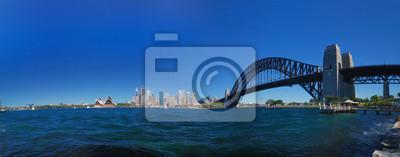 Постер Сидней Sydney Harbour Skyline ПанорамаСидней<br>Постер на холсте или бумаге. Любого нужного вам размера. В раме или без. Подвес в комплекте. Трехслойная надежная упаковка. Доставим в любую точку России. Вам осталось только повесить картину на стену!<br>