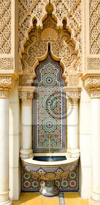 Постер Марокко Марокканский архитектурный дизайнМарокко<br>Постер на холсте или бумаге. Любого нужного вам размера. В раме или без. Подвес в комплекте. Трехслойная надежная упаковка. Доставим в любую точку России. Вам осталось только повесить картину на стену!<br>