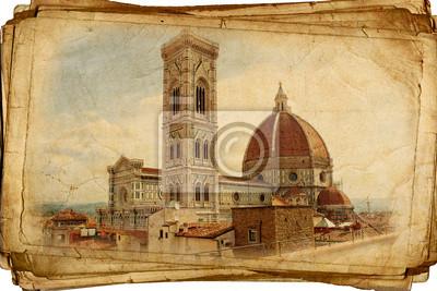 Постер Флоренция
