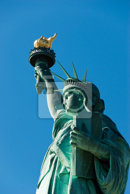 Постер Нью-Йорк Статуя Свободы, Нью-ЙоркНью-Йорк<br>Постер на холсте или бумаге. Любого нужного вам размера. В раме или без. Подвес в комплекте. Трехслойная надежная упаковка. Доставим в любую точку России. Вам осталось только повесить картину на стену!<br>