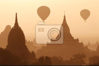 Постер Мьянма (Бирма) Баган пагодыМьянма (Бирма)<br>Постер на холсте или бумаге. Любого нужного вам размера. В раме или без. Подвес в комплекте. Трехслойная надежная упаковка. Доставим в любую точку России. Вам осталось только повесить картину на стену!<br>