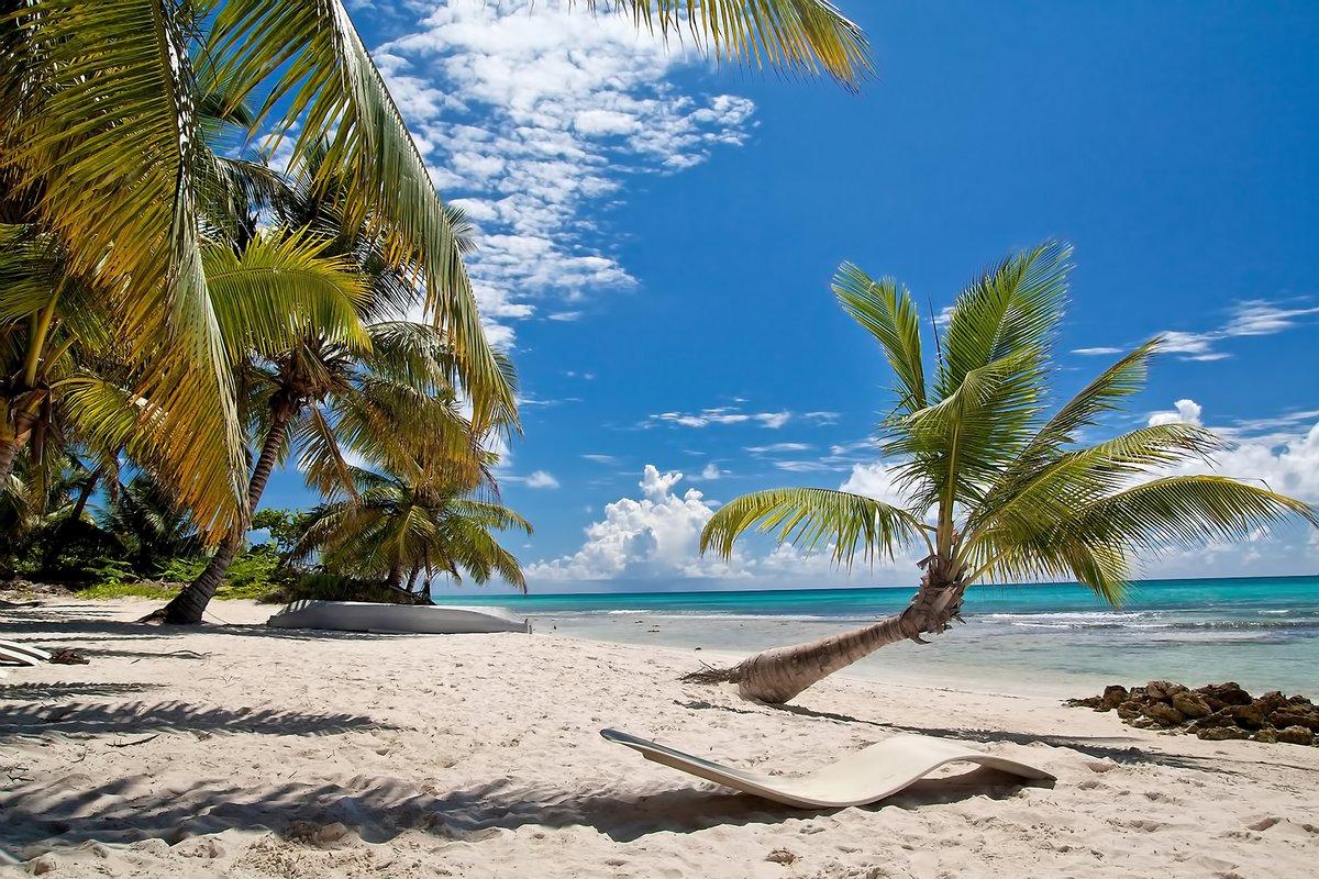 Постер Лето Красивый образ Карибский райЛето<br>Постер на холсте или бумаге. Любого нужного вам размера. В раме или без. Подвес в комплекте. Трехслойная надежная упаковка. Доставим в любую точку России. Вам осталось только повесить картину на стену!<br>