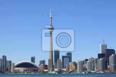 Постер Архитектура Торонто, 30x20 см, на бумагеНебоскребы<br>Постер на холсте или бумаге. Любого нужного вам размера. В раме или без. Подвес в комплекте. Трехслойная надежная упаковка. Доставим в любую точку России. Вам осталось только повесить картину на стену!<br>
