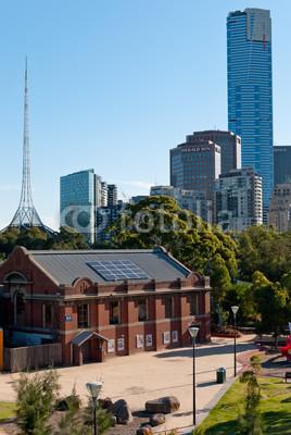 Постер Города и карты Eureka Tower, Мельбурн, 20x30 см, на бумагеМельбурн<br>Постер на холсте или бумаге. Любого нужного вам размера. В раме или без. Подвес в комплекте. Трехслойная надежная упаковка. Доставим в любую точку России. Вам осталось только повесить картину на стену!<br>