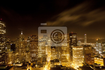 Постер Сан-Франциско