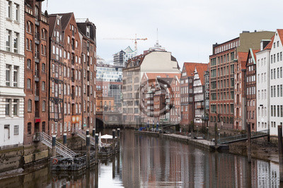 Постер Гамбург Speicherstadt Гамбург, Германия,,,Гамбург<br>Постер на холсте или бумаге. Любого нужного вам размера. В раме или без. Подвес в комплекте. Трехслойная надежная упаковка. Доставим в любую точку России. Вам осталось только повесить картину на стену!<br>