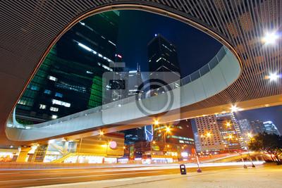 Постер Пекин Современный городской ландшафт и оживленных улиц в вечернее времяПекин<br>Постер на холсте или бумаге. Любого нужного вам размера. В раме или без. Подвес в комплекте. Трехслойная надежная упаковка. Доставим в любую точку России. Вам осталось только повесить картину на стену!<br>