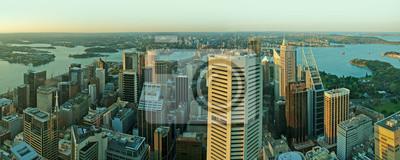 Постер Сидней Сидней городской пейзаж панорамаСидней<br>Постер на холсте или бумаге. Любого нужного вам размера. В раме или без. Подвес в комплекте. Трехслойная надежная упаковка. Доставим в любую точку России. Вам осталось только повесить картину на стену!<br>