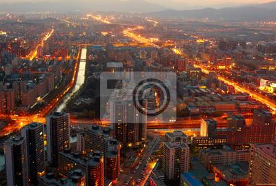 Постер Пекин Пекин cityscape, 30x20 см, на бумагеПекин<br>Постер на холсте или бумаге. Любого нужного вам размера. В раме или без. Подвес в комплекте. Трехслойная надежная упаковка. Доставим в любую точку России. Вам осталось только повесить картину на стену!<br>