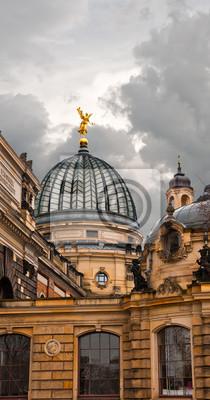 Постер Дрезден Дрезденской академии ХудожествДрезден<br>Постер на холсте или бумаге. Любого нужного вам размера. В раме или без. Подвес в комплекте. Трехслойная надежная упаковка. Доставим в любую точку России. Вам осталось только повесить картину на стену!<br>